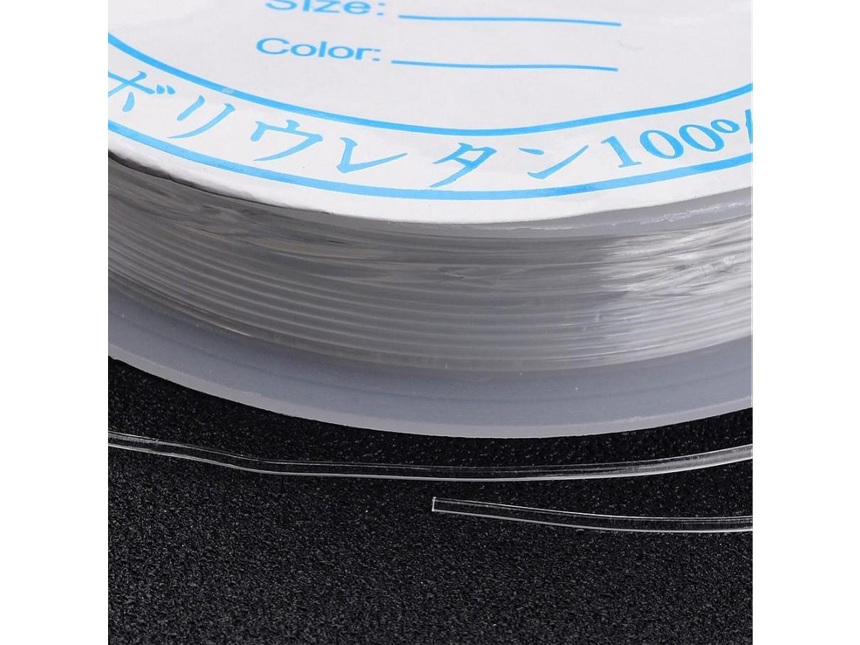 0,8mm elastik til armbånd
