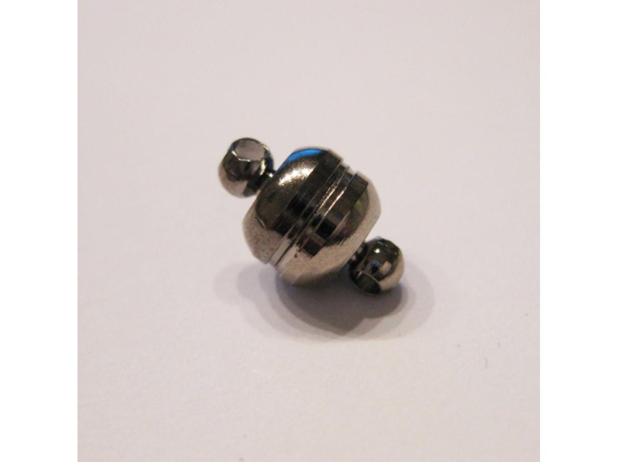11x7mm magnet lås, gunmetal