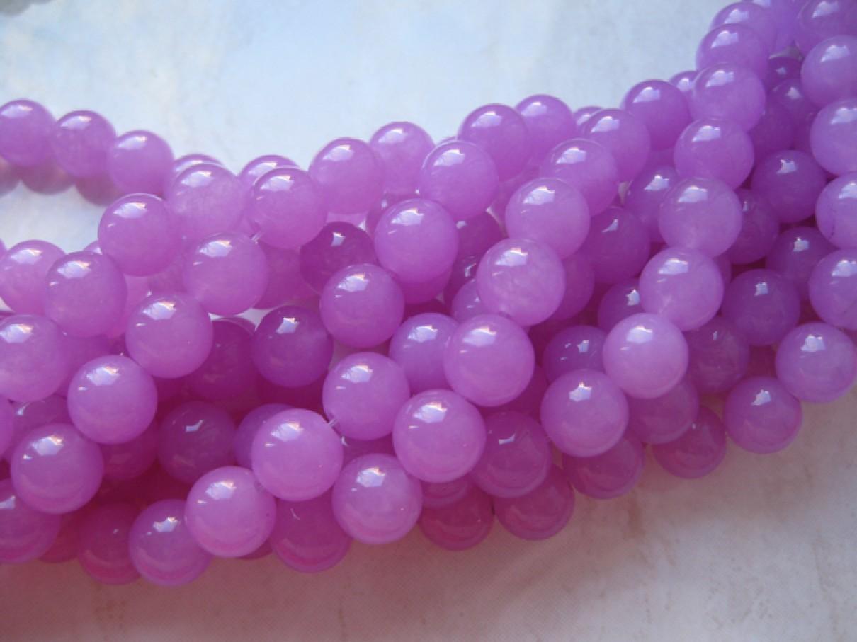 10mm lys violet jade