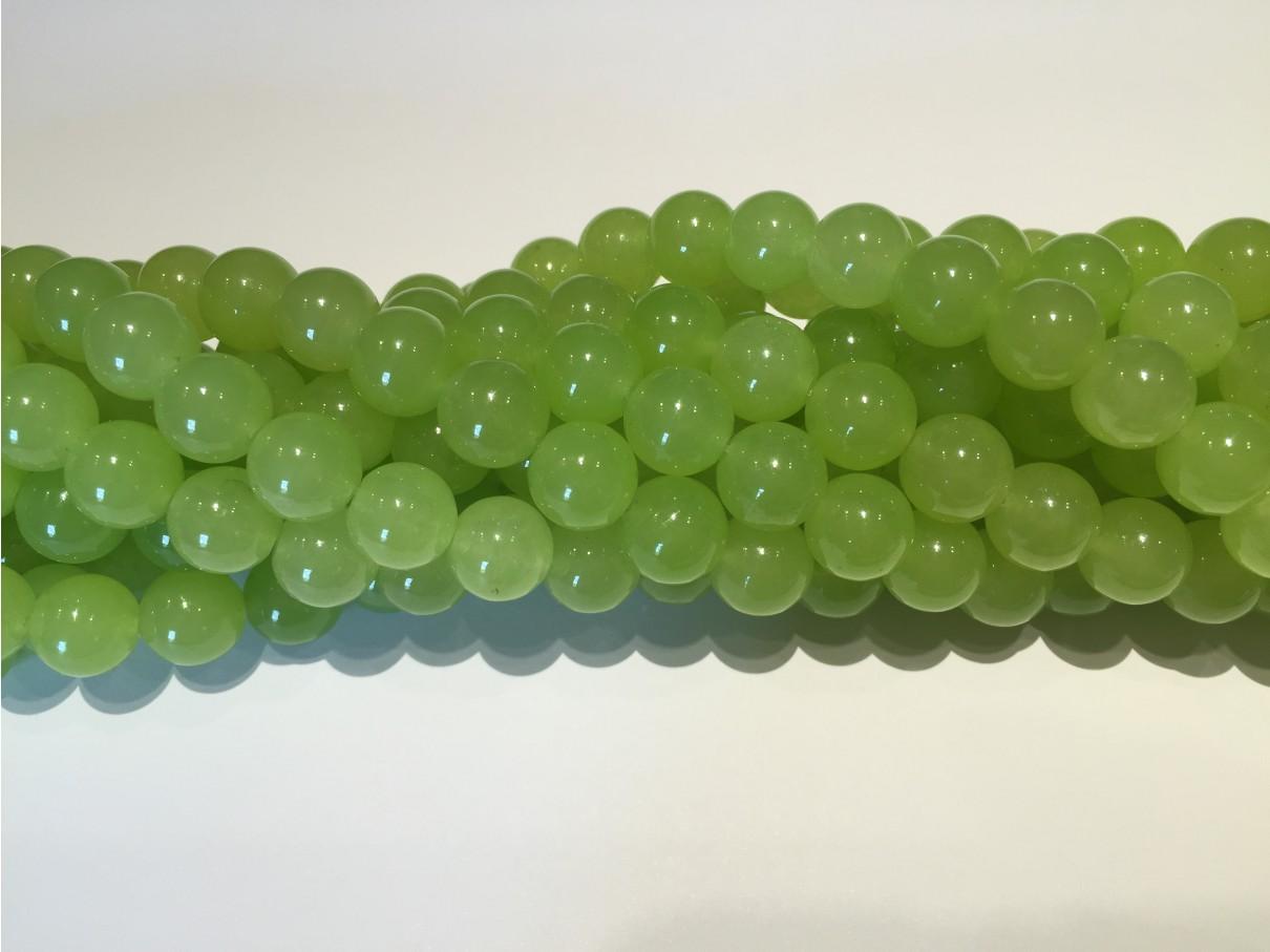 10mm lys lime jade