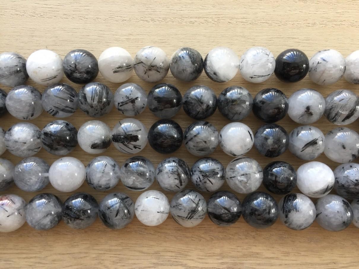 rutilkvarts perler