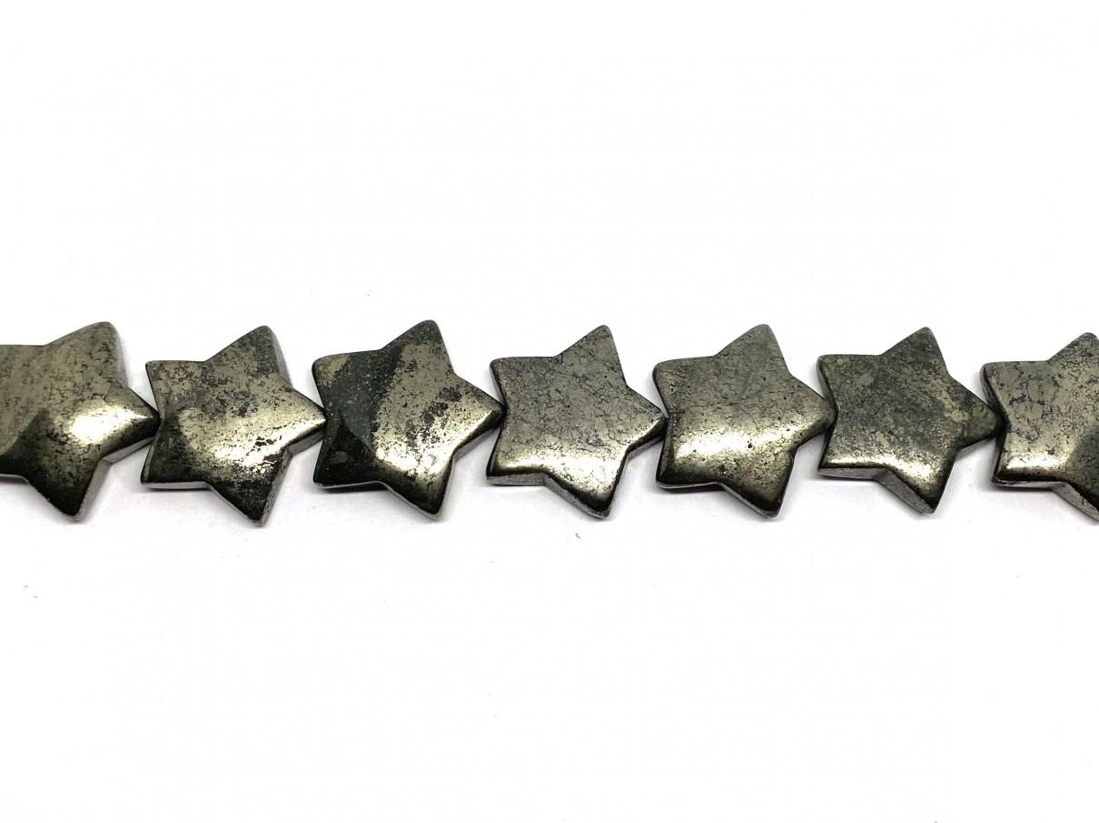 Pyrit, stjerne 20mm
