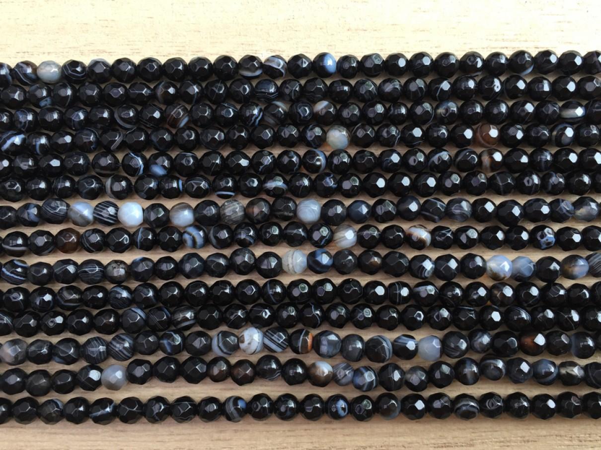 ild agat perler 4mm