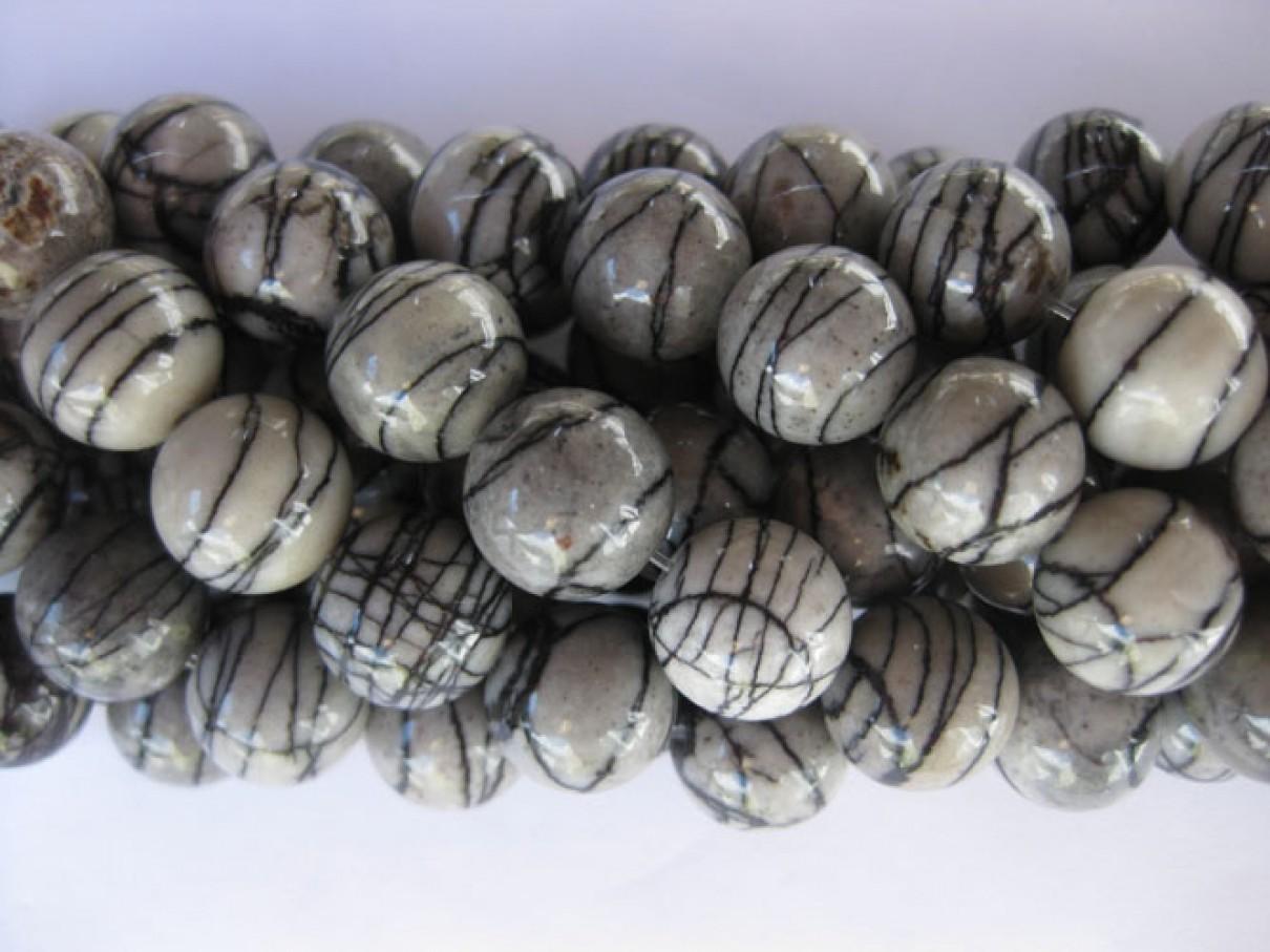 stribede perler sten
