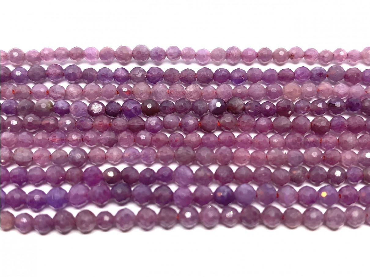 A kvalitet rubin perler