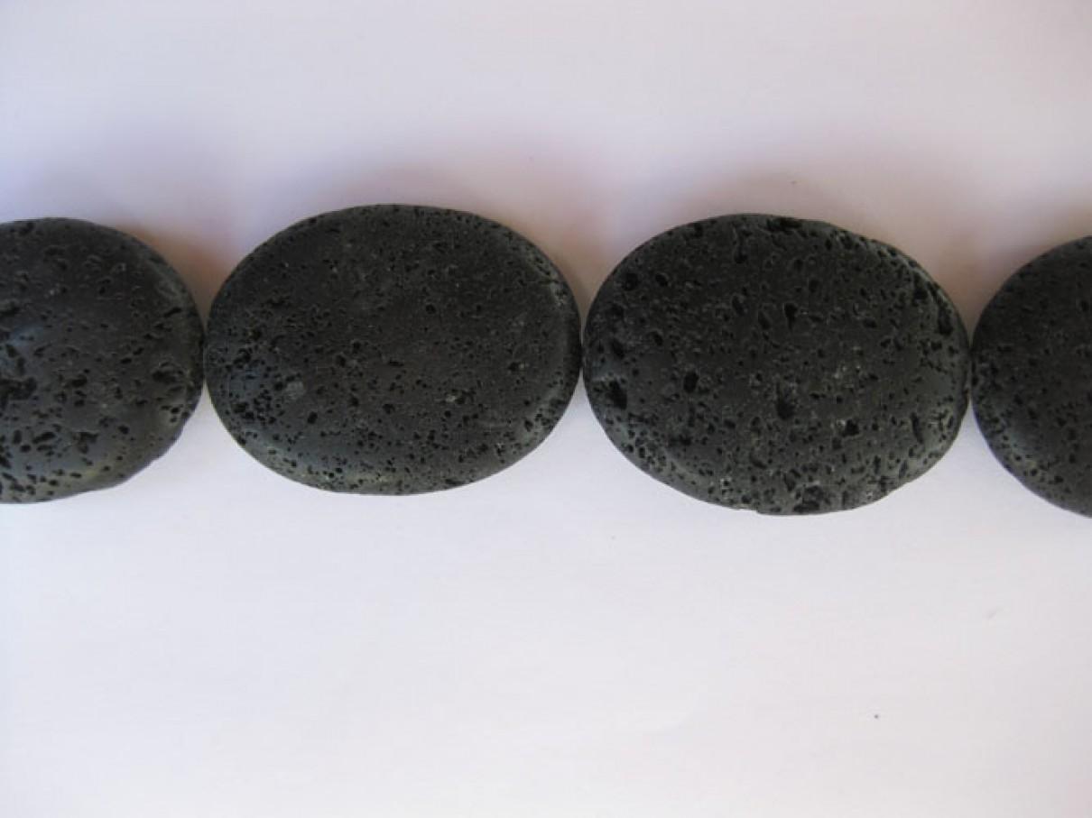Lava, 30x40mm ovaler-30