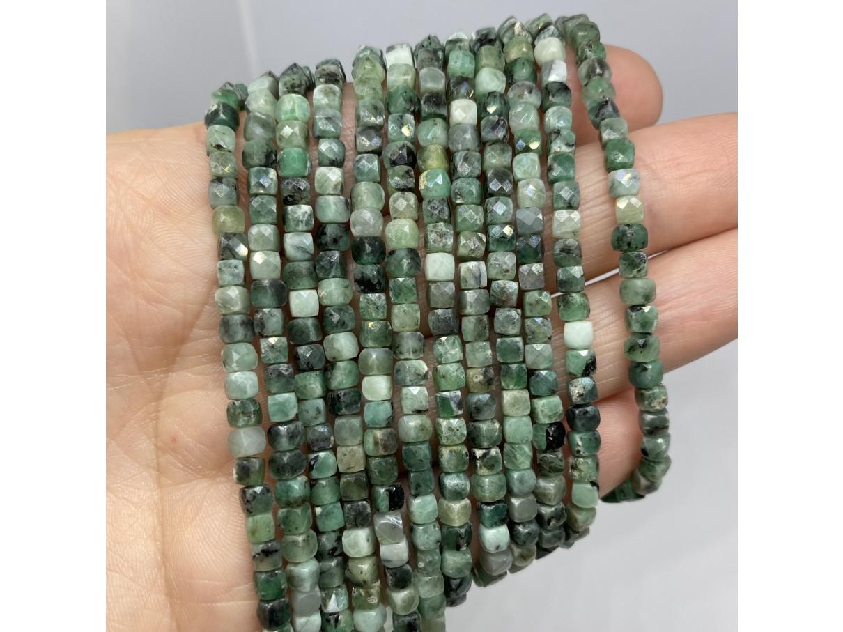 ægte smaragd perler
