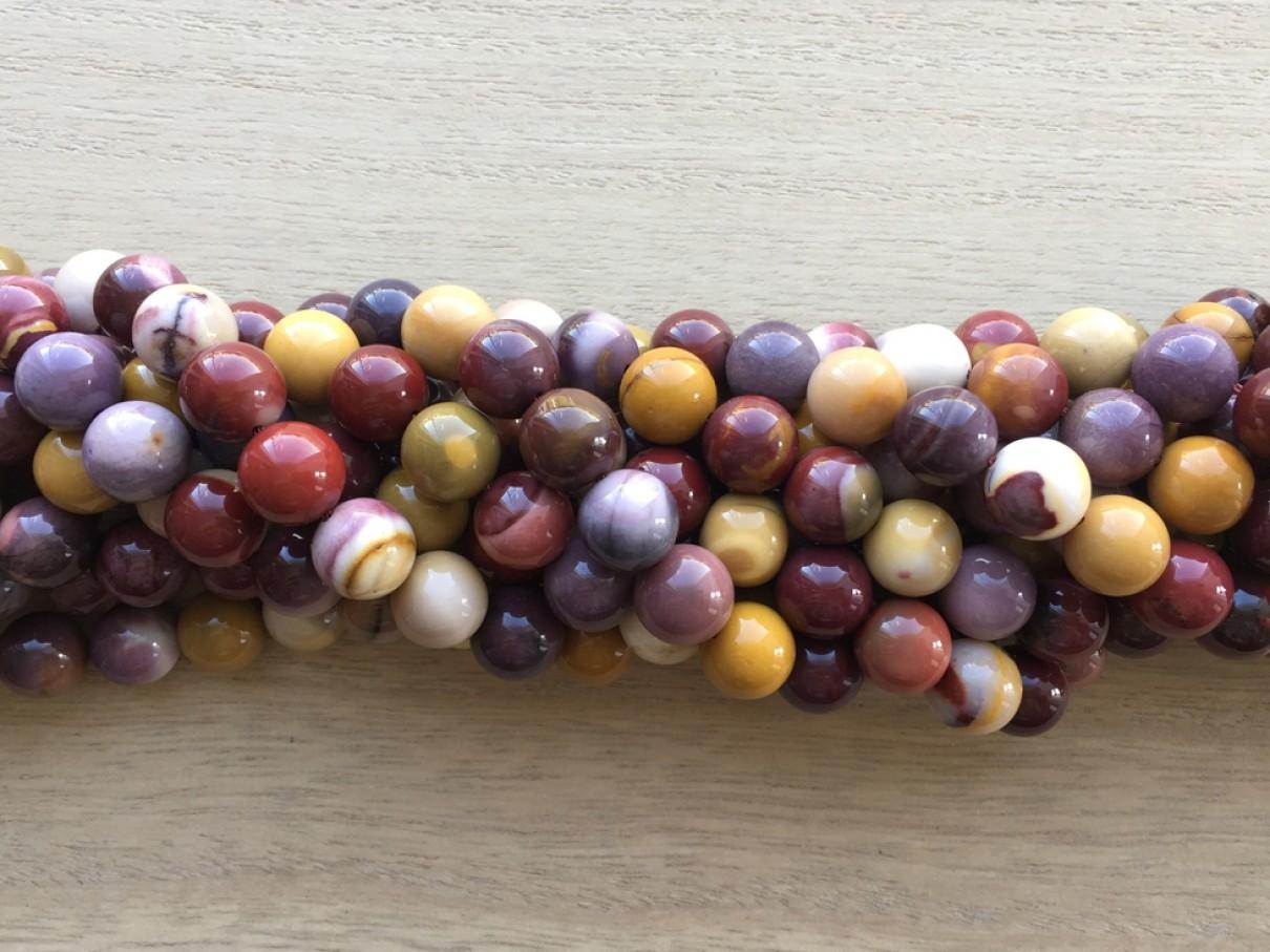 10mm moukite perler