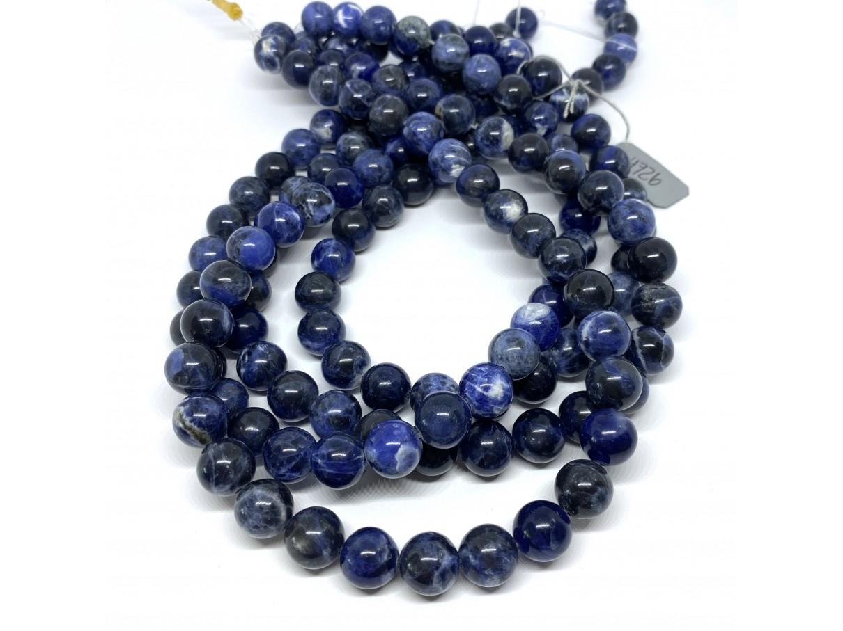10mm sodalit perler