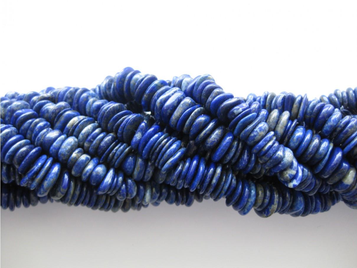 Lapis Lazuli, 3x12mm skiver