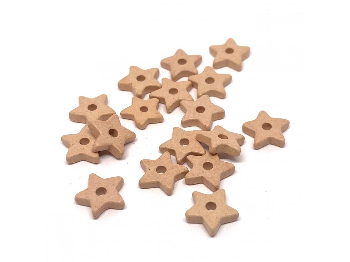 9mm keramikstjerne, pudder