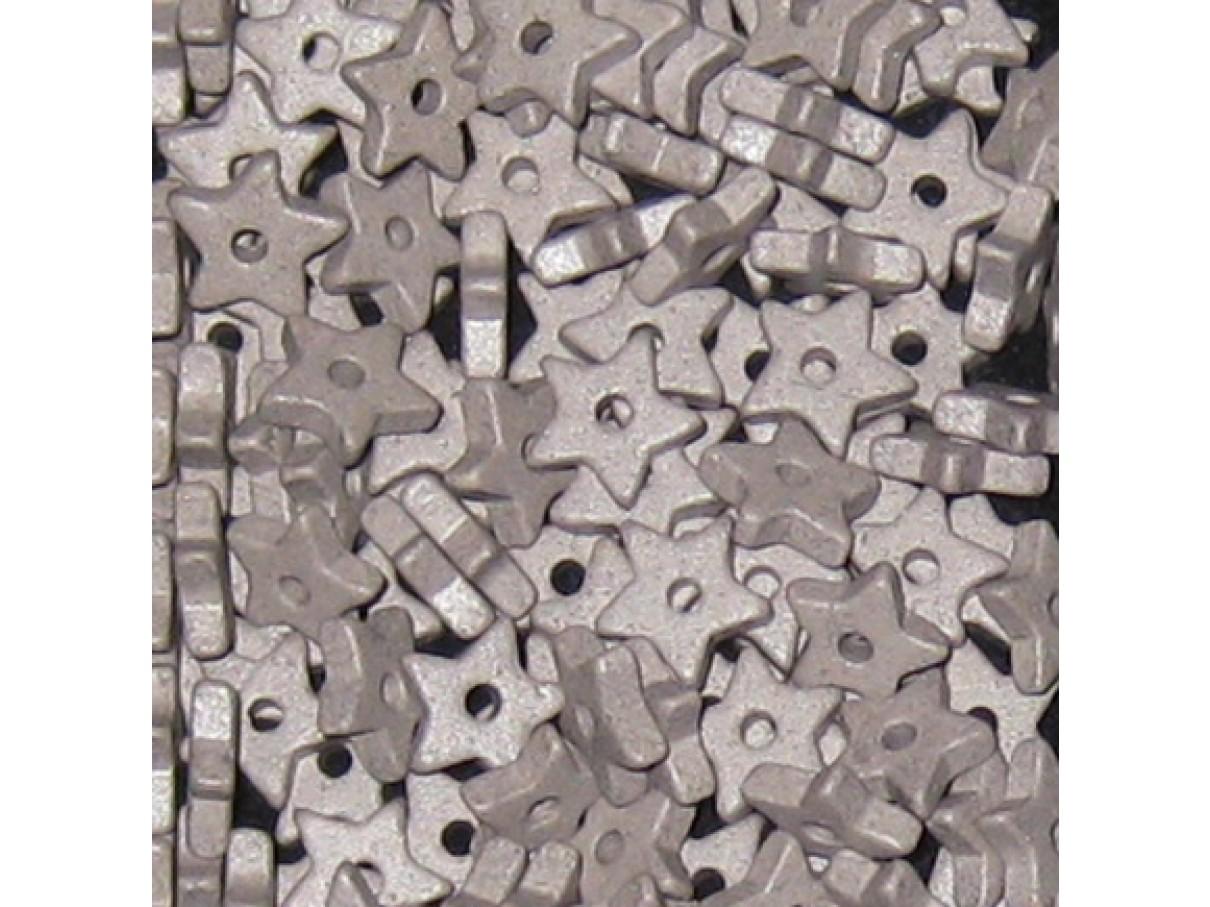 9mm keramikstjerne, mørkegrå