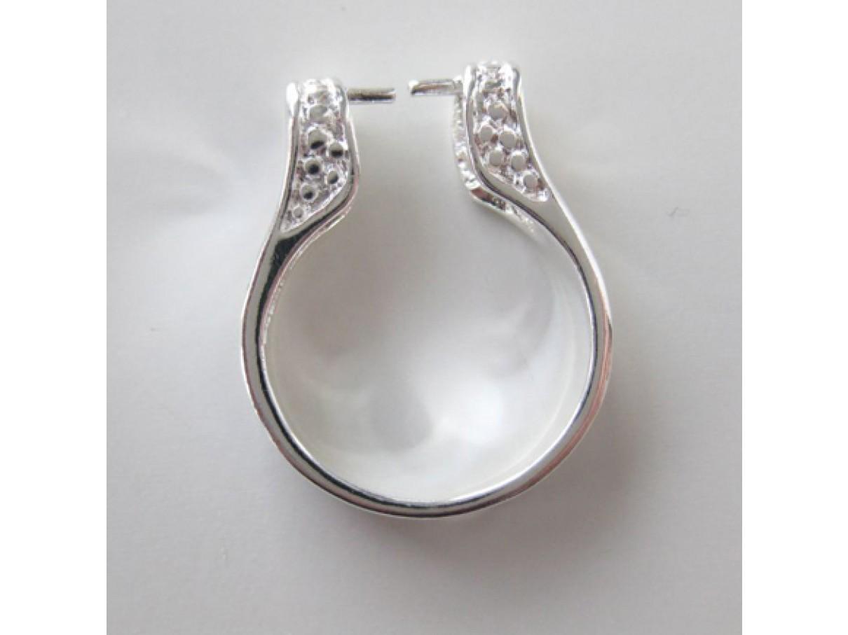 Fingerring til udskiftelige perler
