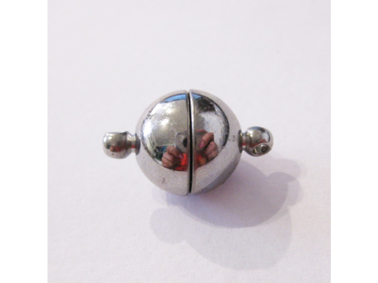 12mm magnet kuglelås i rustfrit stål