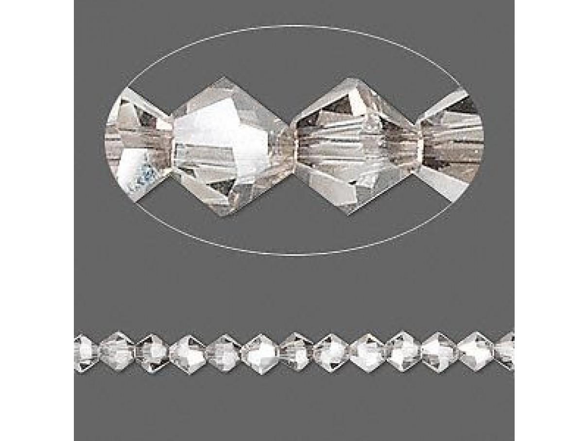 crystal satin swarovski 4mm