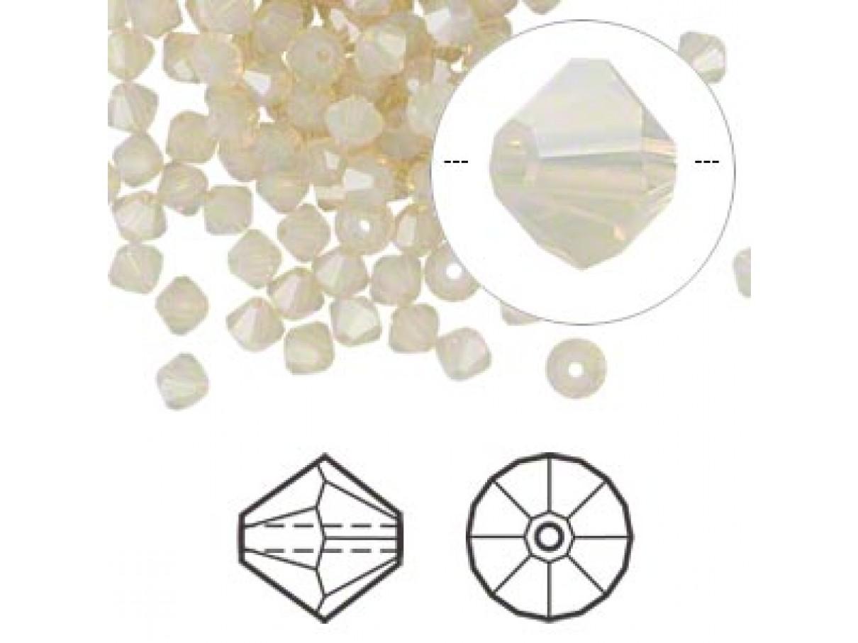 4mm Swarovski Sand Opal