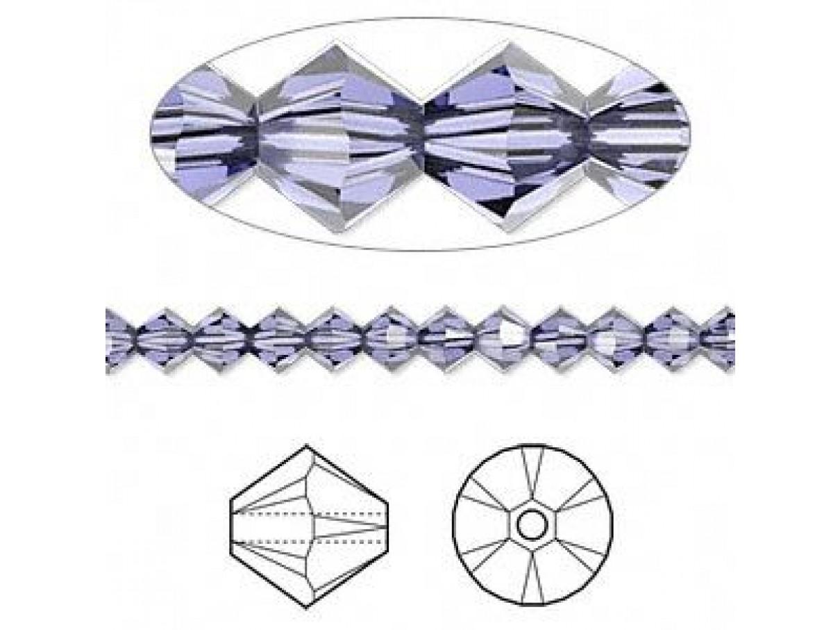 swarovskicrystal4mmbiconeprovencelavender10stk-30
