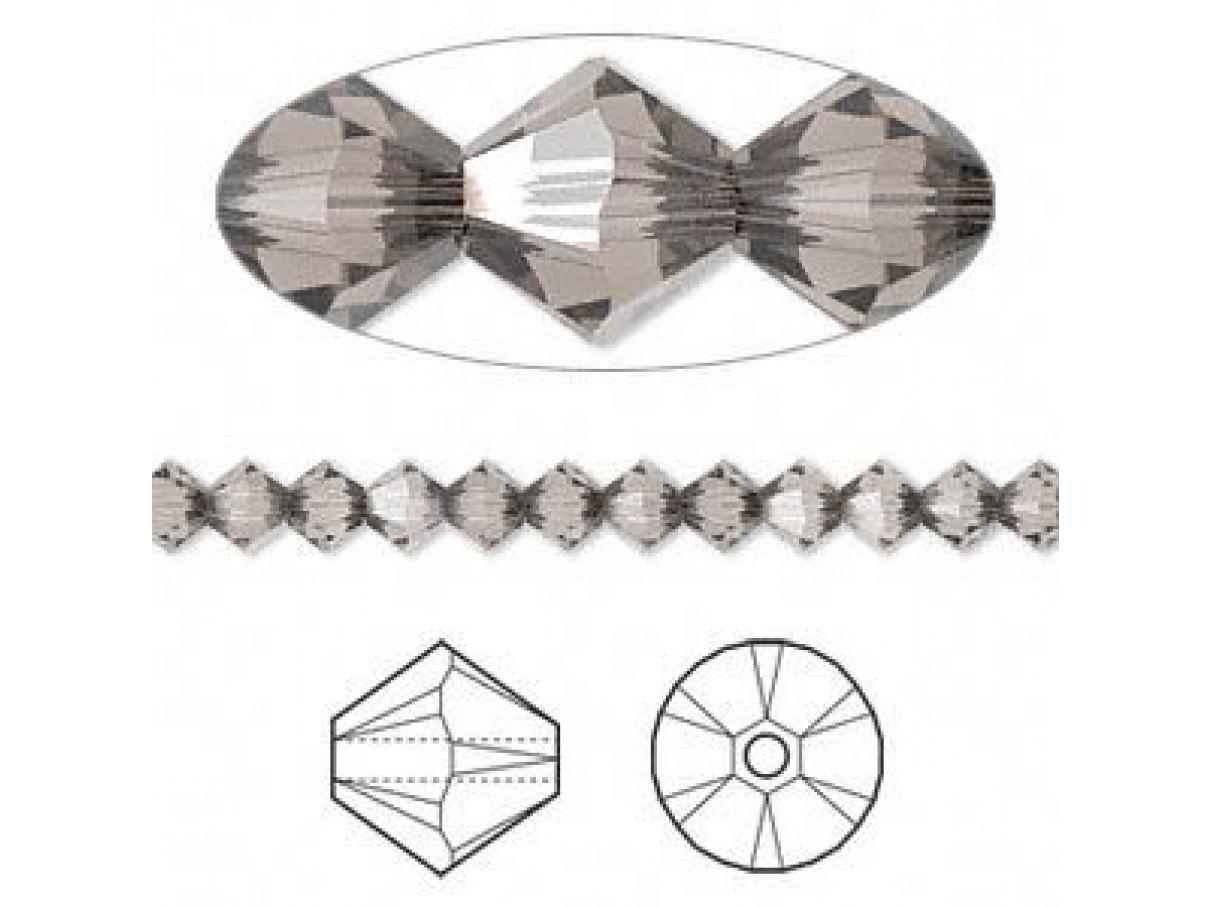 4mm swarovski bicones