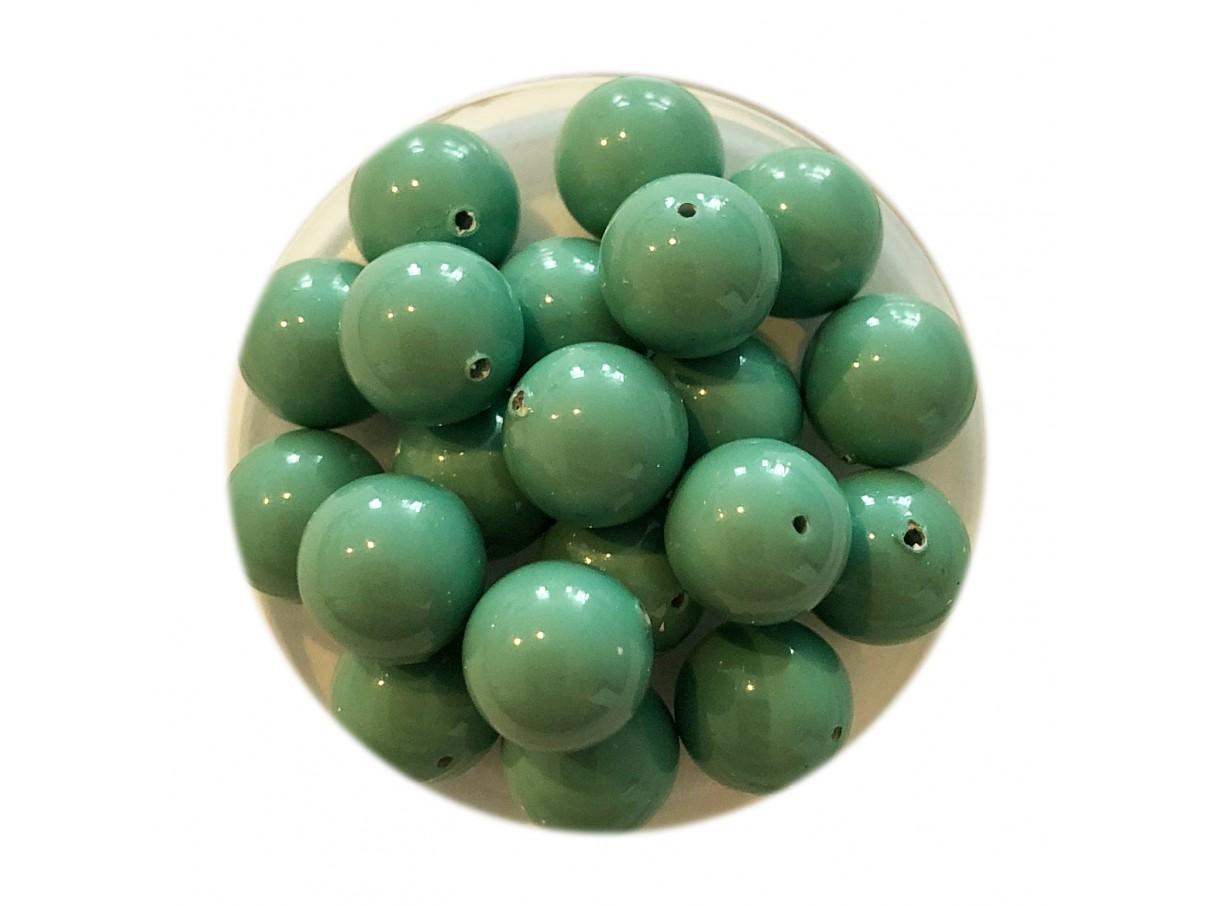 Swarovski crystal pearl, Jade, 8mm rund