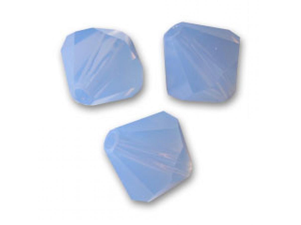 Air blue opal swarovski bicones