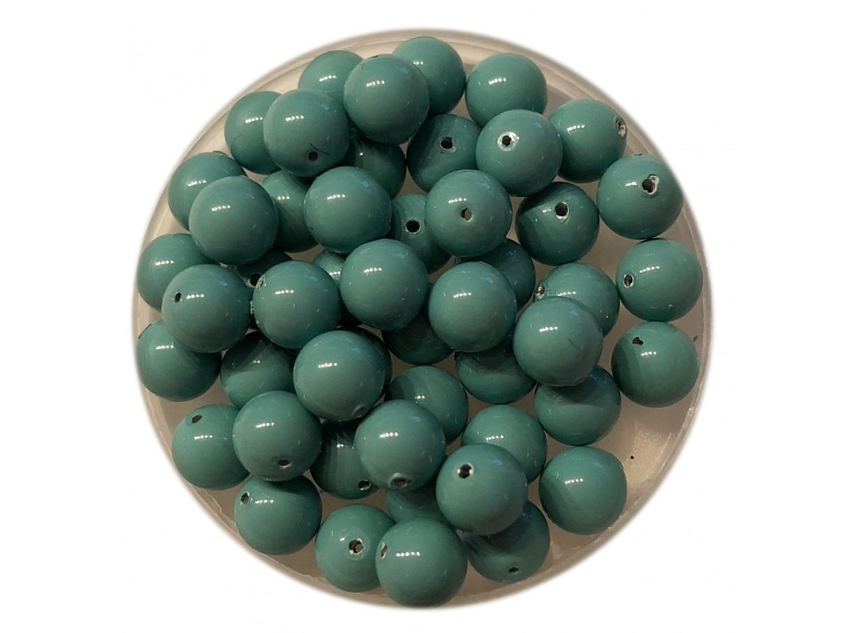 6mm Swarovski pearls Jade