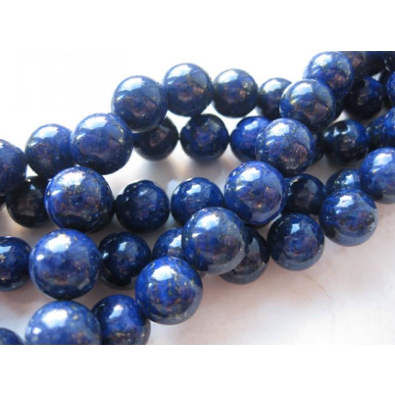 Lapis Lazuli (A), rund 10mm-3