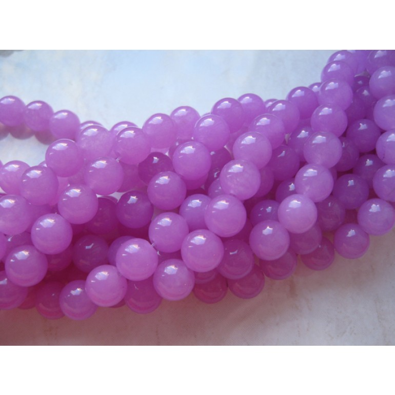 perler af lys violet jade