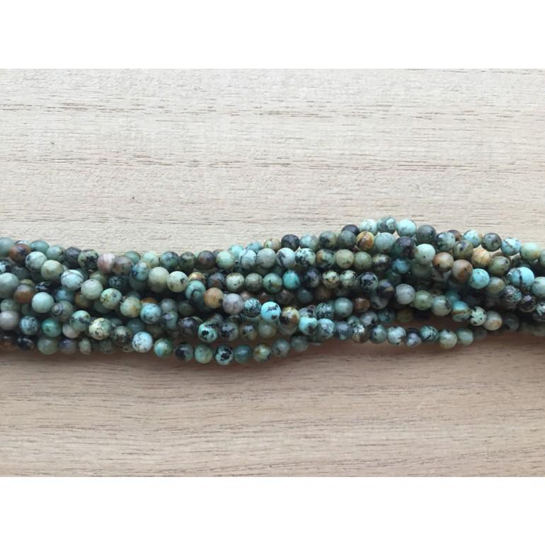 4mm perler grønne