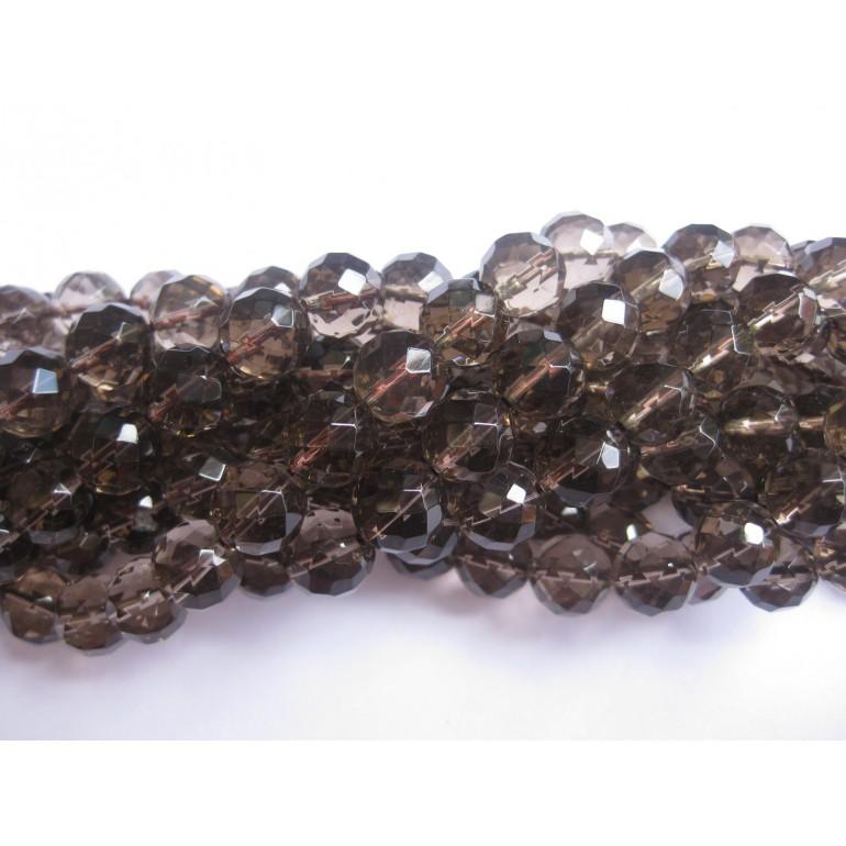 perler til smykker af røgkvarts