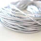 Sølv elastik-20