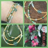 Ide #02 grønne perler-20