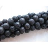 16mm sort lava perler