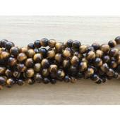 10mm tigerøje perler