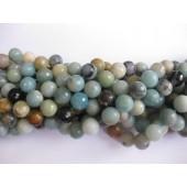 14mm perler af amazonit