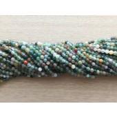 3mm fansy jaspis perler