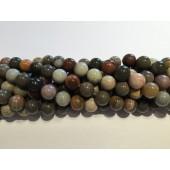 10mm imperial jaspis perler