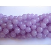 12mm misty rose farvede perler