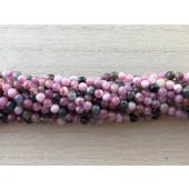 4mm turmalin perler