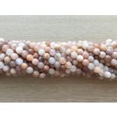 multifarvet månestens perler