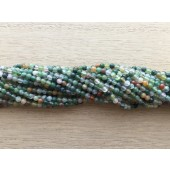 2mm fansy jaspis perler