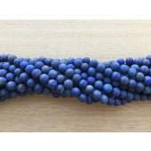 6mm lapis lazuli