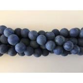 lapis lazuli perler matte