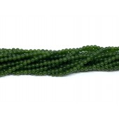 3mm perler af taiwan jade