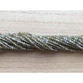 2mm perler af labradorit