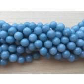 facetslebet blå jade