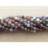 8mm botswana agat perler