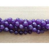 12mm ametyst perler