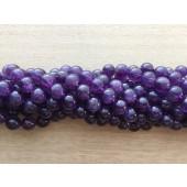 10mm ametyst perler