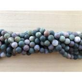 matte grønne 12mm perler