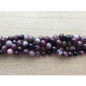 8mm turmalin perler